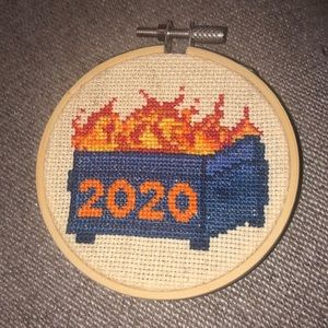 Custom 2020 ornament